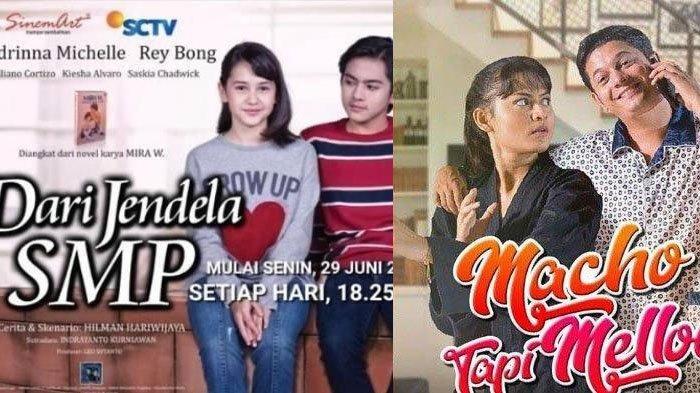 Jadwal Acara TV Selasa 7 Juli 2020, SCTV TRANS RCTI Indosiar GTV ANTV: FTV dan Dari Jendela SMP
