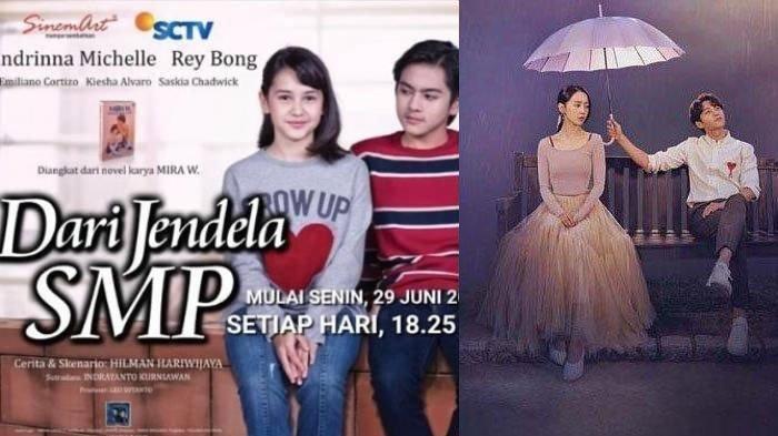 Jadwal Acara TV Senin 6 Juli 2020, SCTV TRANS RCTI Indosiar GTV ANTV: Sinetron Dari Jendela SMP