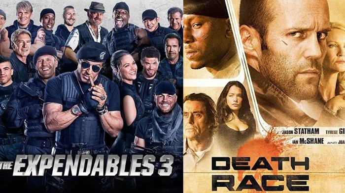 Jadwal Film & Acara TV Hari Ini Rabu 30 Juni 2021 TransTV Trans7 GTV: The Expendables 3& Death Race