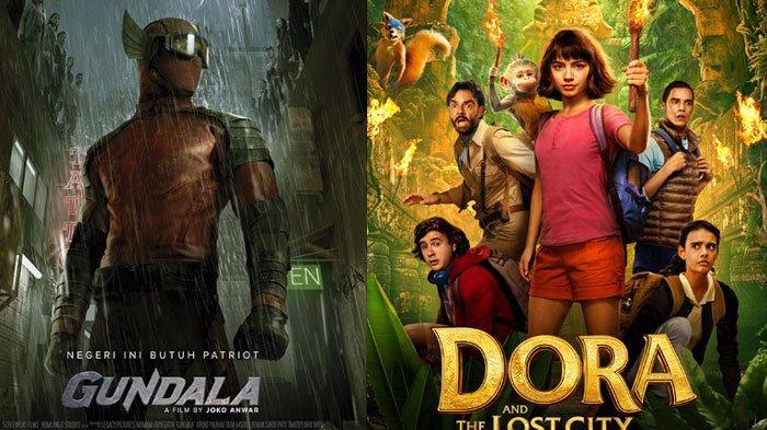 Jadwal Film Bioskop Bulan Agustus 2019 dan Sinopsisnya, Ada Gundala Hingga Dora