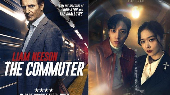Jadwal Film dan Drakor Minggu 18 Juli 2021 di Trans Net TV GTV, Lengkap dengan Sinopsis The Commuter
