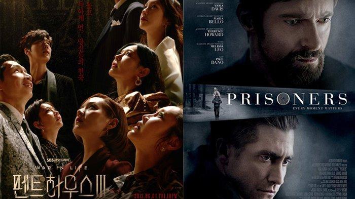 Jadwal Film dan Drakor Sabtu 10 Juli 2021 di Trans Net TV dan GTV: The Penthouse dan Film Prisoners