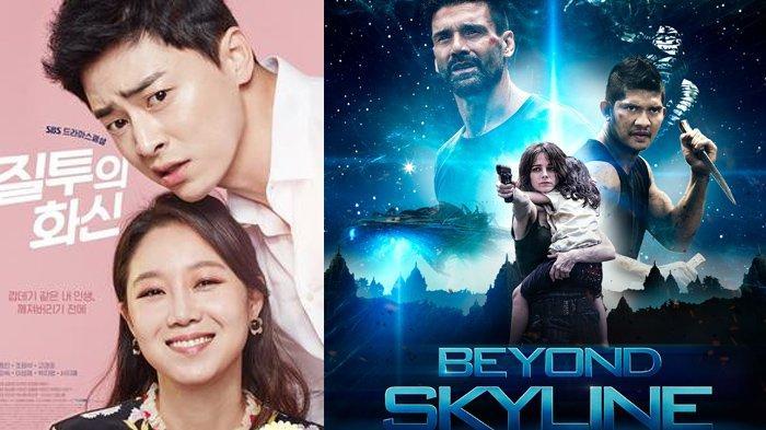 Jadwal Film dan Drakor Selasa 10 Agustus 2021 di Trans Net GTV, Jealousy Incarnate & Beyond Skyline
