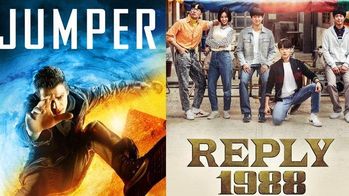 Jadwal Film dan Drakor Selasa 5 Oktober 2021 Trans TV Net TV GTV: Ada Jumper dan Reply 1988