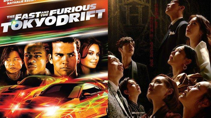 Jadwal Film Sabtu 11 September 2021 Trans TV Net TV GTV: Penthouse 3 dan Fast & Furious: Tokyo Drift