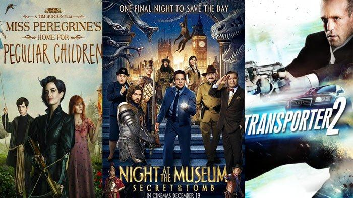 Jadwal Lengkap dan Jam Tayang Film Barat Selama Lebaran di Trans TV dan Global TV Minggu 9 Juni 2019