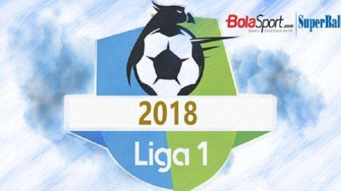 Jadwal dan Klasemen Liga 1 2018 Pekan ke-34, Papan Atas dan Papan Bawah Sama-sama Panas