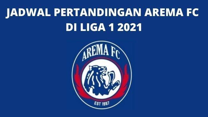 Jadwal Pertandingan Arema FC Vs PSS Sleman Minggu Ini di Liga 1 2021, Diego Michiels Bisa Dimainkan