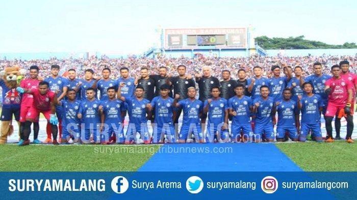 Jadwal PS Tira vs Arema FC Liga 1 2020, Singo Edan Berangkat Tanpa Kurniawan Kartika Ajie