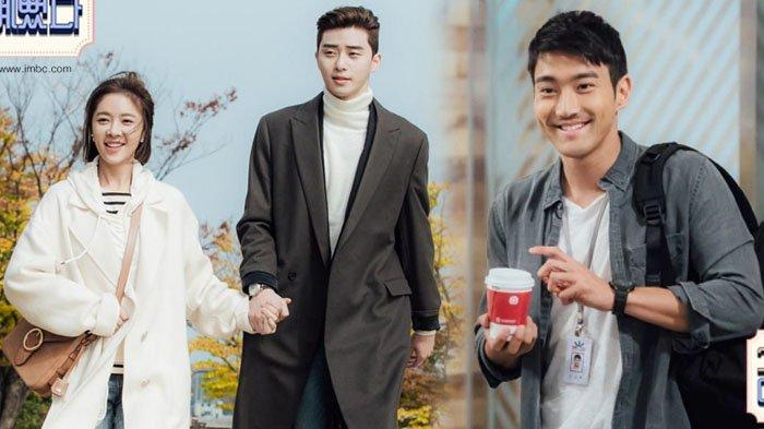 Jadwal Tayang Drama Korea She Was Pretty di GTV, Dibintangi Park Seo Joon dan Siwon Super Junior