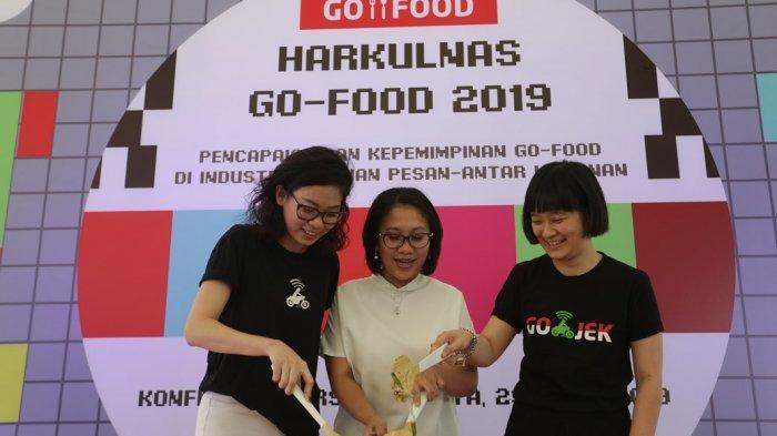 Apresiasi Mitra Merchant, Driver Dan Pelanggan Dengan Program Harkulnas Go-Food 2019