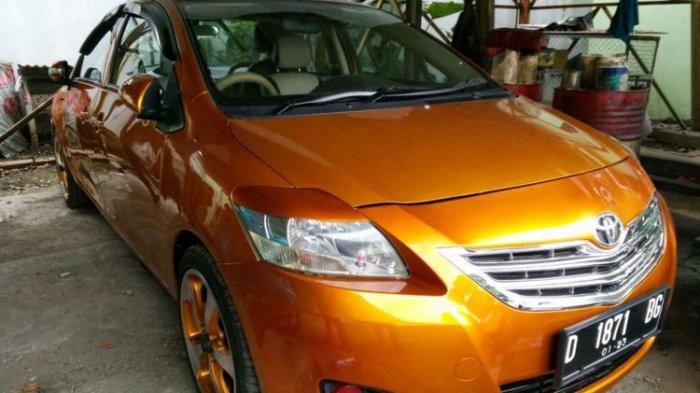 Cerita di Balik Modifikasi Mobil 'Maju Mundur Cantik' dari Bandung