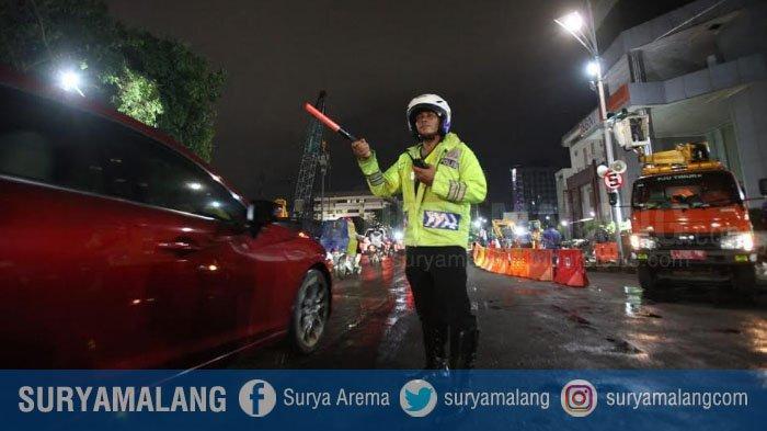 Jalan Gubeng Surabaya Ambles Sudah Dibuka Tapi Masih Belum Aman, Rekomendasi Belum Ada Karena Ini