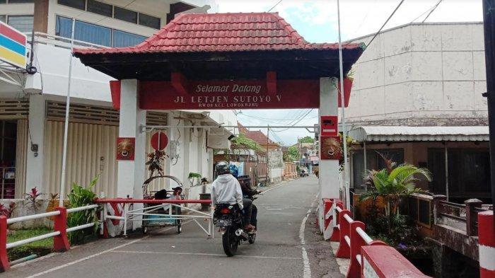 Warga RW 06 Kelurahan Lowokwaru Kota Malang Tutup Portal dan Batasi Tamu, Implementasi PPKM Mikro