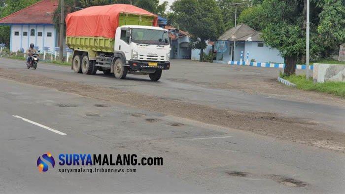 Jalan Nasional Mojokerto-Jombang Berlubang dan Bergelombang, Picu Fatalitas Kecelakaan