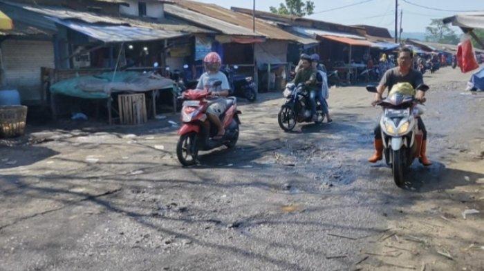 4 Masalah di Sekitar Pasar Induk Gadang Kota Malang, Tak HanyaJalan Rusak