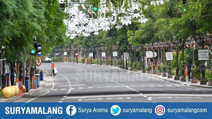 Catat! Polrestabes Surabaya Tutup Jl Tunjungan, Jl Raya Darmo, dan Jl Pandigiling Mulai Besok