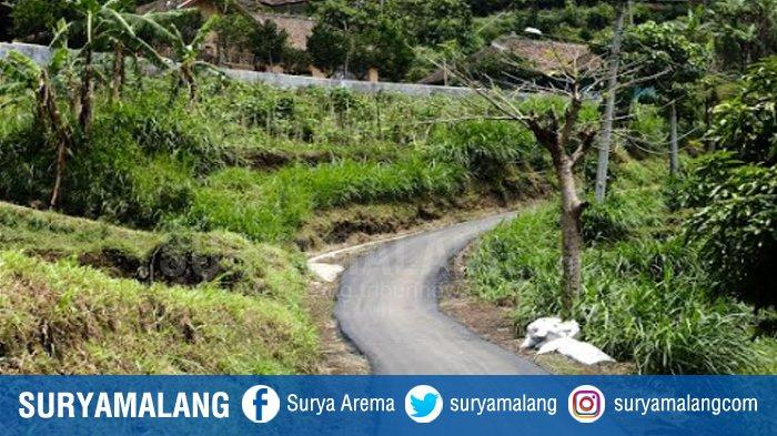PUPR Kota Batu Mulai Perbaiki Jalan menuju Dusun Brau untuk Tunjang Sektor Pariwisata