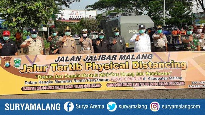 Satlantas Polres Malang Pastikan Belum Ada Penyekatan Di Jalur Pintu Masuk Kabupaten Malang Surya Malang