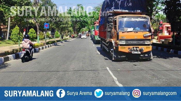 Ada Tahlilan 40 Hari KH Maimoen Zubair, Jalur Pantura Tuban-Rembang Ditutup Pada 14 September 2019