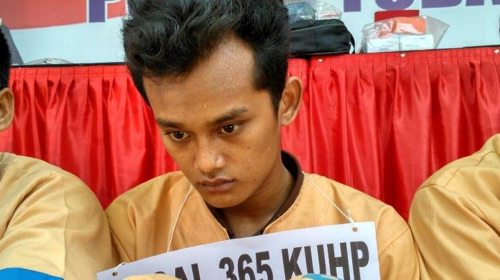 Menjambret  Di Belasan TKP, Remaja Tuban Dibekuk Polisi