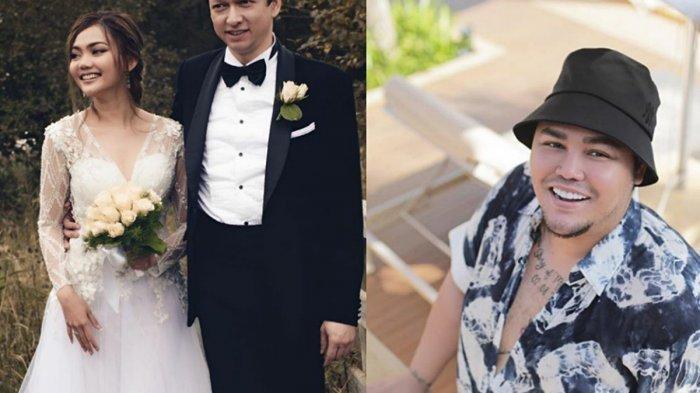 Kisah di Balik Baju Pernikahan Rina Nose, Ada Janji Ivan Gunawan yang Sempat Tertunda