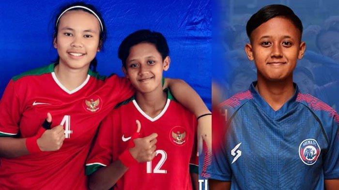 Pemain Timnas & Arema FC Putri Jasmine Sefia Diterpa Polemik di SMPN 2 Batu, Manajer Angkat Bicara