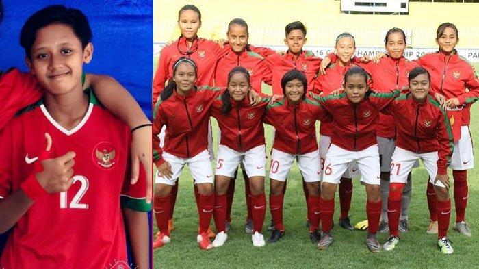 Jasmine Sefia, Pemain Timnas Putri U-16 Indonesia Terjerat Polemik Nilai Sekolah di SMPN 2 Kota Batu
