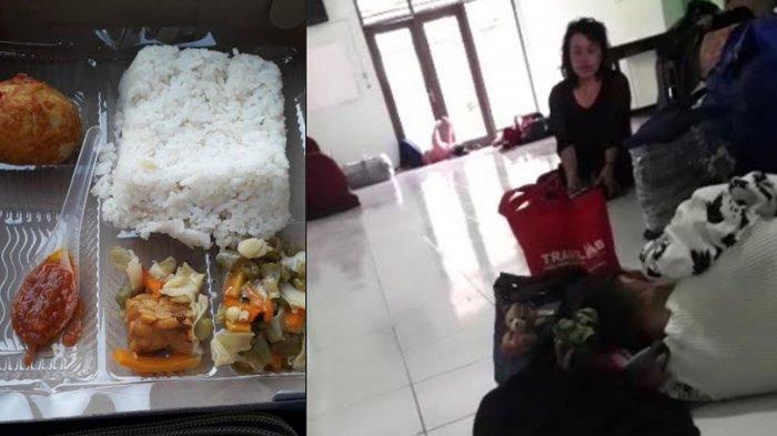 KNPI Jatim Sebut Jatah Makan TKI di Karantina Surabaya Tak Layak, Pertanyakan Anggaran Covid-19