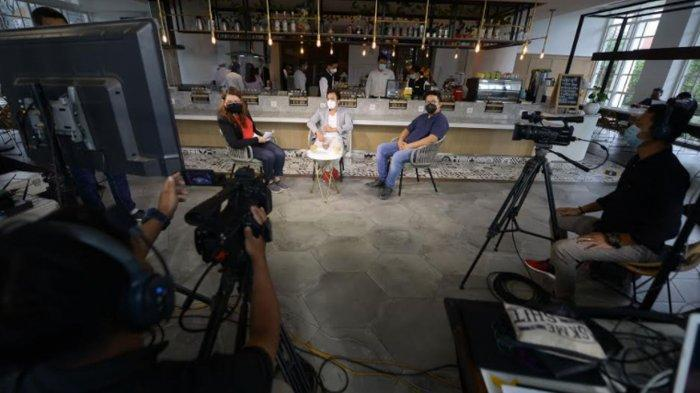 2 Pengusaha Muda Bagi Tips Survive Selama Pandemi di Creative Talkshow Jatim Garage