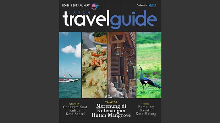 E-Magazine Jatim Travel Guide Edisi III 2016, Spesial HUT 27 Harian Surya