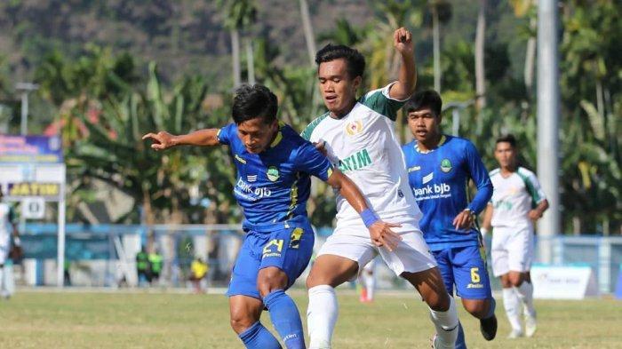 Sepak Bola PON XX Papua - Jatim Kalahkan Jabar 2-0, Raih Predikat Juara Grup E dan Maju ke Semifinal