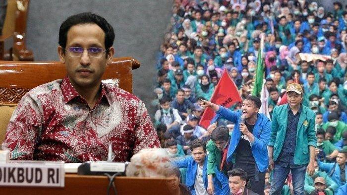 Jawaban Menteri Nadiem Makarim Soal Diskon UKT Mahasiswa 50%, Universitas Punya Situasinya Sendiri