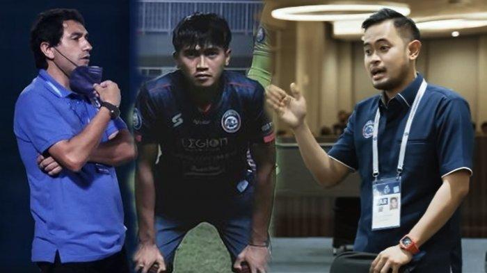 Kartu Merah di Menit 4, Jayus Hariono Dibela Pelatih Arema FC dan Juragan 99 di Antara Perundungan