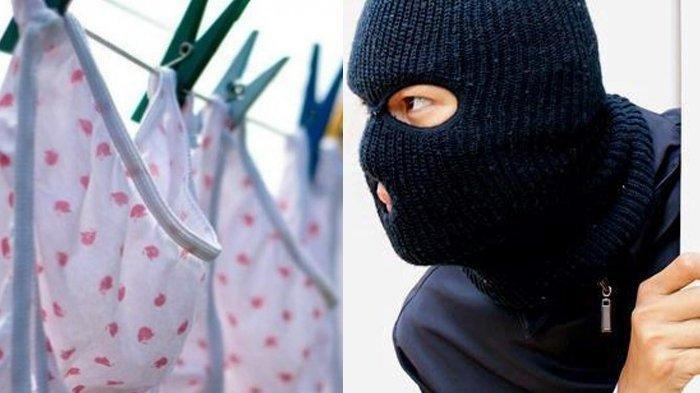Cara Cerdas Warga Klaten Tangkap Maling Pakaian Dalam, Bikin Jebakan dari Benang & Pakaian