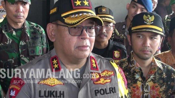 Jaga Kondusifitas Jelang Sidang MK, Polda Jatim Sebar 9 Ribu Pasukan Gabungan di Jawa Timur