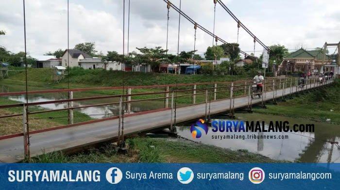 Jembatan Gantung Kedungsoko Ternyata Vital, DPUPR Tulungagung Usulkan Jembatan Baru