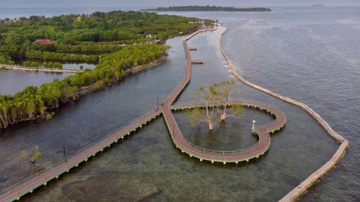 Asal Mula Kampung Jepang di Pulau Untung Jawa, Konon Diplomat Jepang Tanam Pohon Sakura