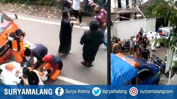 Kejadian Jenazah pasien Covid-19 yang Tertukar di Kota Malang