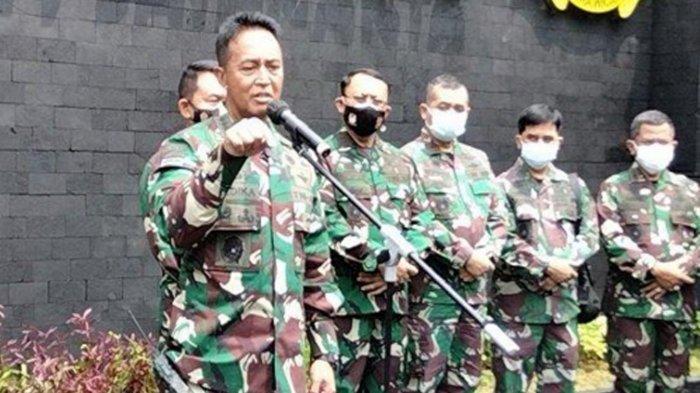 Di Balik Pengungkapan Kasus Pengeroyokan Anggota Kopasus dan Brimob, 4 Jenderal TNI Turun Tangan