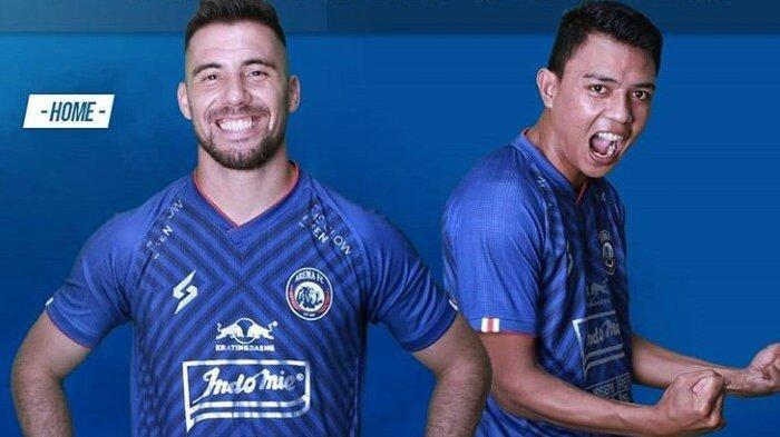Stop Pembajakan! Arema FC akan Tindak Tegas Penjual Jersey KW Singo Edan