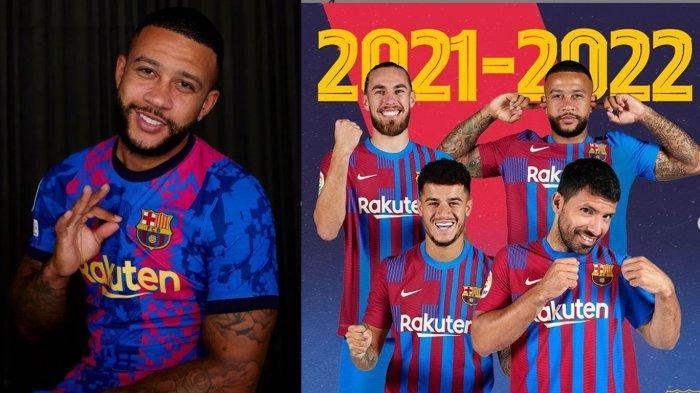 Jersey Ketiga Barcelona Dihujat Fans Bukan Karena Jelek, Tapi Justru Karena Dianggap Terbaik