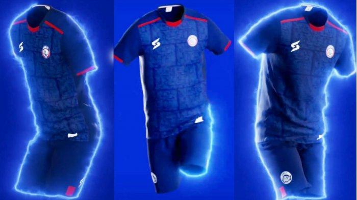 Panen Penjualan Jersey Arema FC Musim Ini, Sudah 1500-an Item Terjual dan Bisa Terus Meningkat