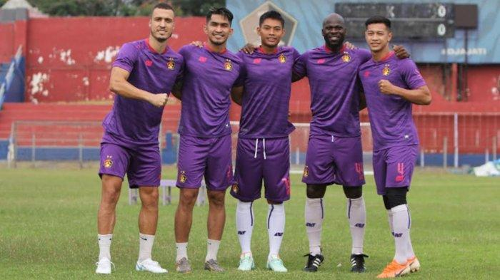 Daftar Pemain dan Nomor Punggung Persik Kediri di Liga 1 2021