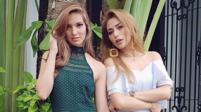 Jessica Iskandar dan Nia Ramadhani