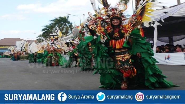 Jember Fashion Carnaval (JFC) Tahun 2020 Ditunda Gara-Gara Virus Corona, Mundur 1 Tahun