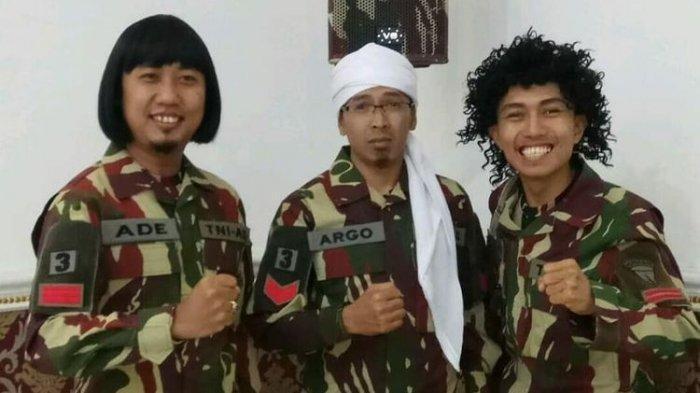 Komedian Aa Jimmy Meninggal Dunia Diterjang Tsunami Banten, Begini Pengakuan Ifan Seventeen