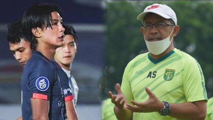 Aji Santoso Nyesek Tahu Alfarizi Bisa Bela Arema FC Sementara Persebaya Kehilangan 4 Pemain Timnas