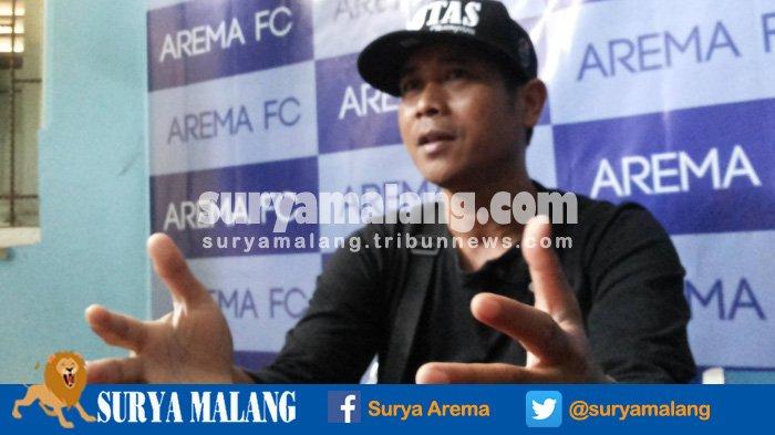 Asisten Pelatih Arema FC Bicara Soal Potensi Pemain Muda di Indonesia