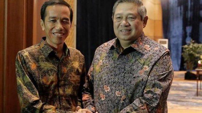 SBY Sebut Jokowi juga Ingin Koalisi Tapi Penuh Rintangan